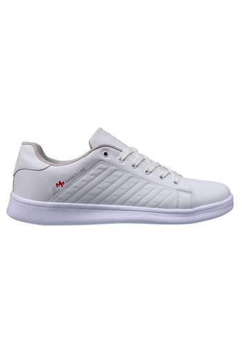 MP Mens Lace White Sneakers 211-7901MR 650