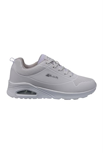 Mp Women Air Sole White Running Shoes 202-1564ZN 650