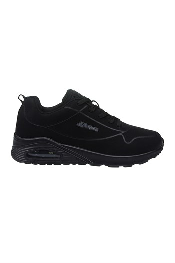 Mp Women Air Sole Black Running Shoes 202-1564ZN 100