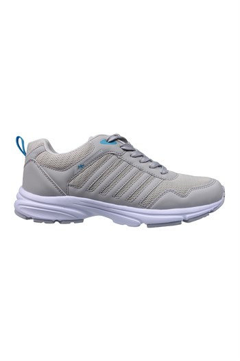 Mp WomenS Lace-Up GRay Running Shoes 211-6803ZN 550