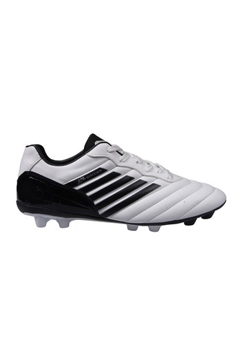 Mp Unisex Laced White Cleats Shoes 202-1511GR 650