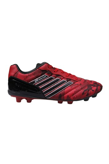 Mp Unisex Laced Red Cleats Shoes 202-1511GR 150