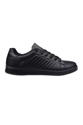 Mp Unisex Black Sneakers 211-7901GR 100